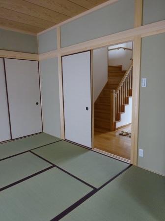和室~玄関ホール