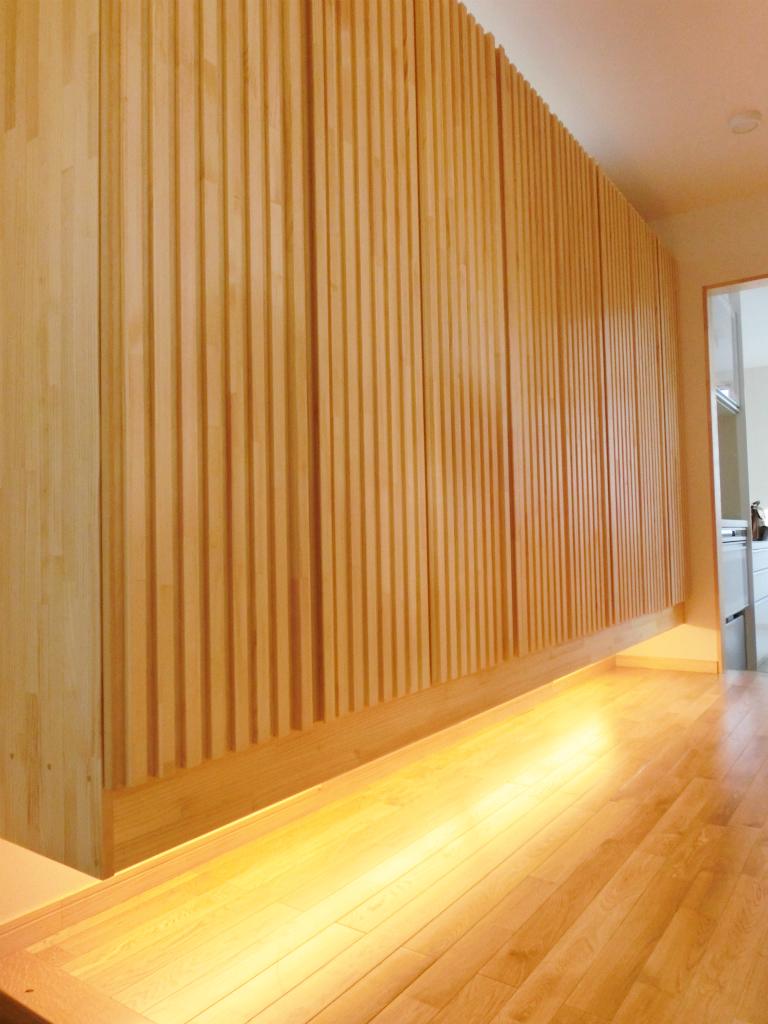 廊下&玄関収納